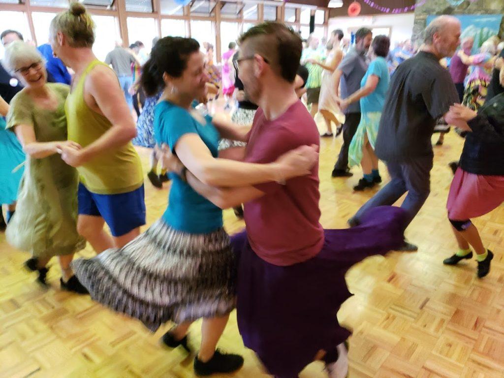 Cascade Contras Dance