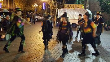 Morris Dancers at Folklife 2016